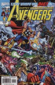 Avengers #7 (1998) Marvel Comics US Import Busiek Perez